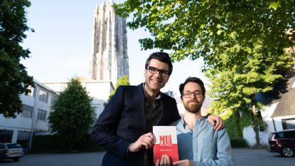 """Philippe Maertens schrijft debuut Muistroom: """"Mijn eigen doodsangsten komen in het boek terug"""""""
