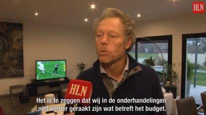 """Preud'homme exclusief voor onze camera: """"Totaalpakket was te duur voor Bordeaux, nationale ploeg blijft mooie uitdaging"""""""