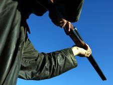 Politie rukt massaal uit voor bedreiging met jachtgeweer', maar geschil is al bijgelegd