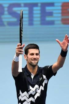 Djokovic komt zo goed als zeker op gelijke hoogte met Sampras