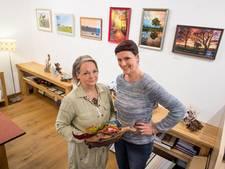 Fotografie en glaskunst met natuur als inspiratiebron in Borne