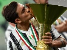 Paulo Dybala élu meilleur joueur de la saison en Serie A