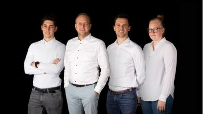 """Dekeyser.immo opent nieuw kantoor in Vlaskaai: """"We zijn er helemaal klaar voor"""""""