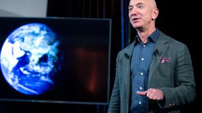 Amazon-topman Jeff Bezos trekt 10 miljard dollar uit voor strijd tegen klimaatverandering