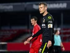 Lichte blessures houden Corboz en Veldmate aan de kant bij GA Eagles