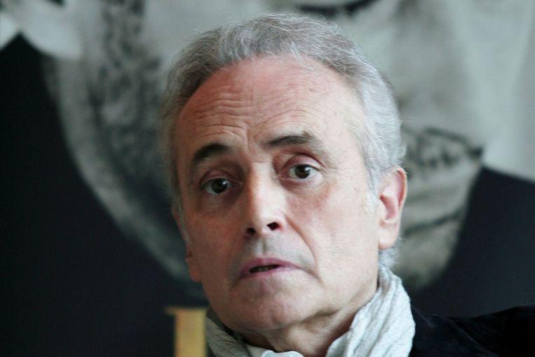 De Spaanse operazanger Jose Carreras (EPA) Beeld EPA