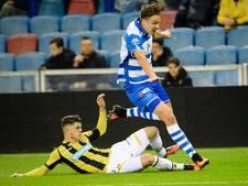 PEC Zwolle stalt Josef Kvida na contractverlenging in Almere