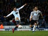 Blackburn kan net niet stunten tegen Newcastle in FA Cup