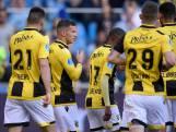 Tiental Vitesse dankt Linssen voor drie kopgoals tegen PEC Zwolle
