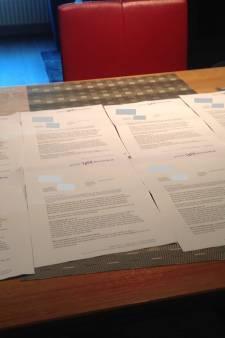 Baas boven baas: 16 keer dezelfde brief van de gemeente Doetinchem