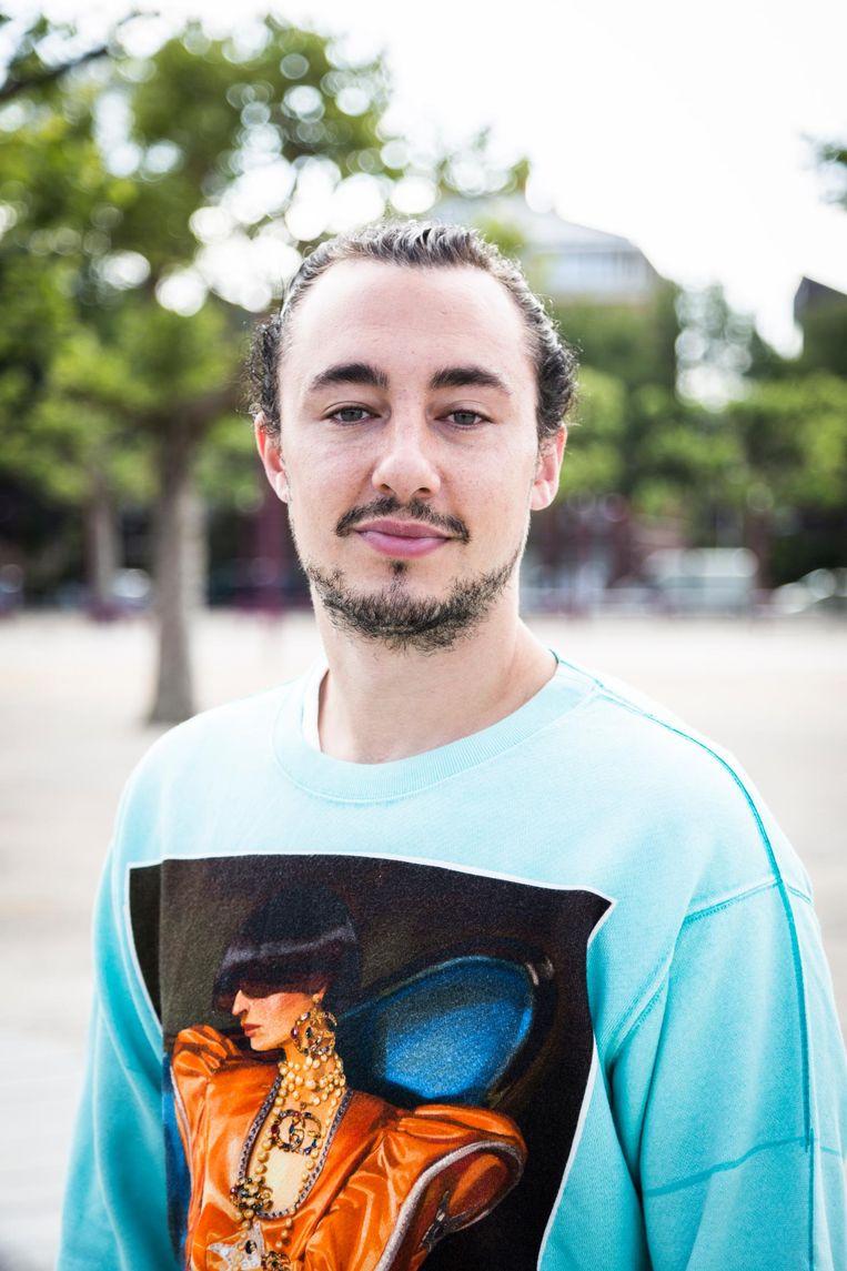 Joseph Klibansky (1984) werd geboren in Zuid-Afrika. Hij groeide op in het Gooi en woont nu in Amsterdam. Beeld Tammy van Nerum