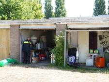 Hennepkwekerij ontmanteld in Hoogvliet, een persoon aangehouden