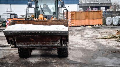 Startschot werken Aveschoot in Lembeke uitgesteld door winterweer