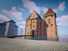 Kinderen hebben al meer dan honderd virtuele 'slot Loevesteintjes' gebouwd