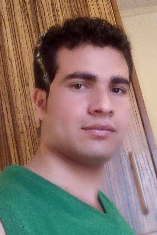 Slachtoffer Sahil Noor Ahmad.