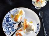 Crème brûlée-ijs