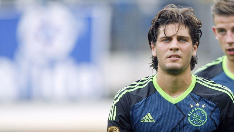 Ilan Boccara van Ajax. Beeld pro shots