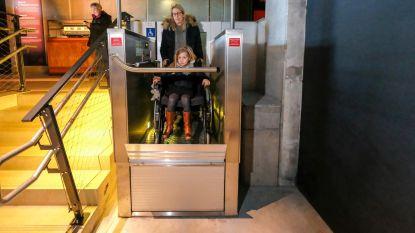 Met trein naar treinmuseum? Niet in een rolstoel...