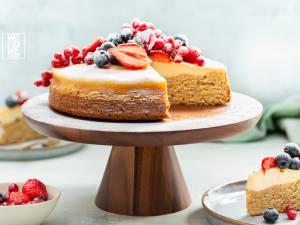 Wat Eten We Vandaag: Bananenbrood-cheesecake
