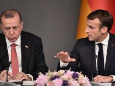 "Erdogan accuse Macron de ""colonialisme"" et de ""spectacle"" au Liban"