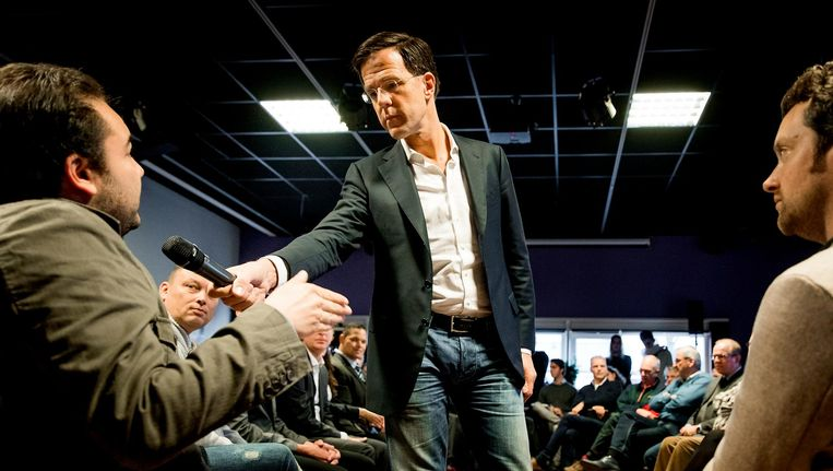 Premier Rutte In Nederland Vieren We Kerst De Volkskrant