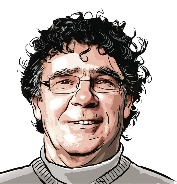 Columnist Willem van Hanegem