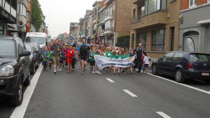 Pepijnjogging steunt 1000km van KOTK
