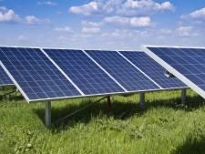 Voor 100 hectare aan zonneparken aangevraagd in Someren