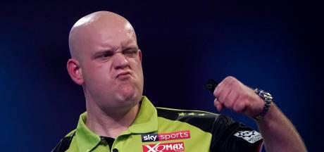 Van Gerwen ruziet met collega-darter in een rugbyshirt: 'Dan ben je een rat'