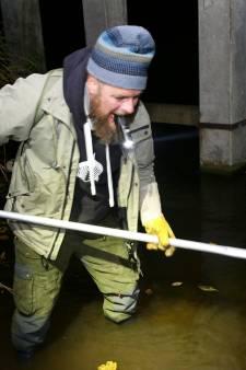 Gezocht: rivierdonderpad; gevonden: marmergrondel