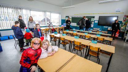 Basisschool de Bever neemt vernieuwde klassen officieel in gebruik