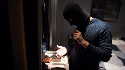 Handtas gestolen uit appartement in Rode-Kruisstraat