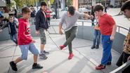 Niet-reguliere jeugdwerk zet zichzelf in de kijker