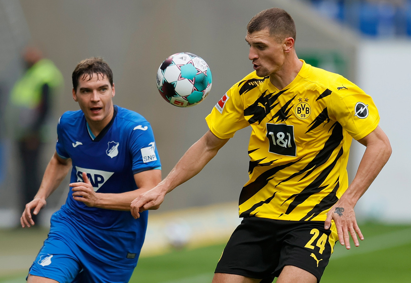 Thomas Meunier, Axel Witsel et le Borussia Dortmund enchaînent.