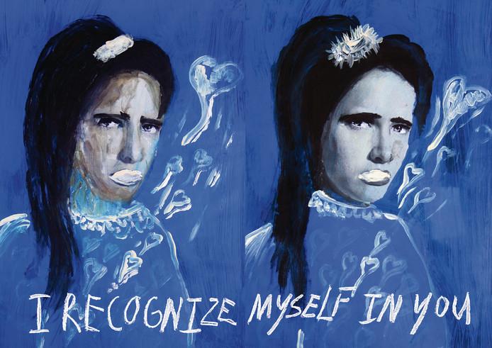 Renée van Trier, I recognize myself in you.
