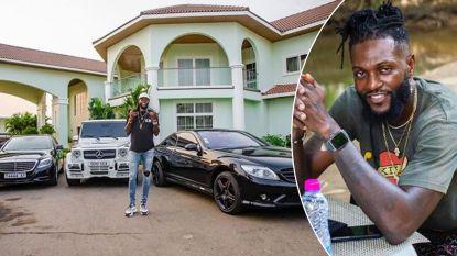 """Adebayor, die pocht met zijn rijkdom, wil geen cent doneren in strijd tegen corona: """"Ik heb het virus niet binnengebracht"""""""
