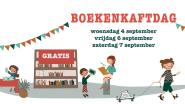 Boekenkaftdag in Ieper, Poperinge en Zonnebeke