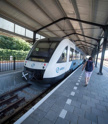Geen treinen tussen Almelo en Vroomshoop