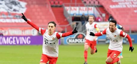 Gouden wissel bezorgt FC Utrecht winst op Sparta