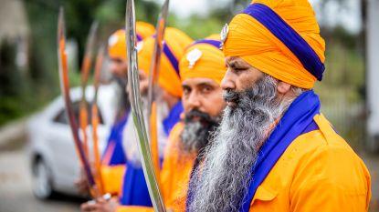 Mikpunt van extreemrechtse haat en zelfs een brandbom, maar 30 jaar later leveren ze misschien wel een burgemeester: de sikhs, even Truiens als de bloesems