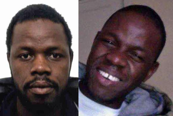 Het parket verspreidde deze foto van Mamadou Moussa Bah (29).