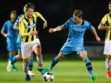 Jong Vitesse aan kop na gouden wissels en zege op Westlandia