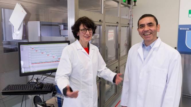 Het eerste echte coronavaccin: hoe Turks-Duits echtpaar in recordtijd de wereld verandert