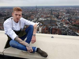 """Alex Verhoeven opende restaurant Hert op 72 meter hoogte: """"Het pittigste jaar dat ik ooit heb gehad"""""""