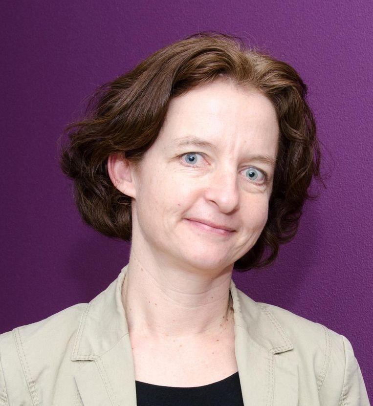 Tamar Fischer, criminoloog Beeld