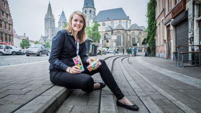 Afwas feestenbeker gebeurt in Luik