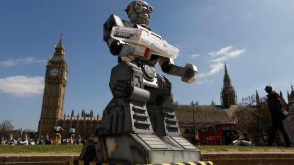 """Ontwapeningsdeskundigen buigen zich over 'killer robots': """"Machines mogen niet beslissen over leven en dood"""""""