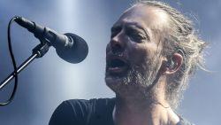 Radiohead sluit tweede dag Rock Werchter af met eigenzinnige set