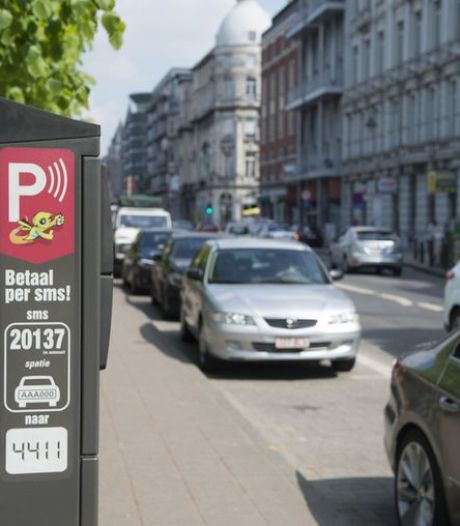 Stad Antwerpen lanceert prepaid-systeem voor parkeren op straat