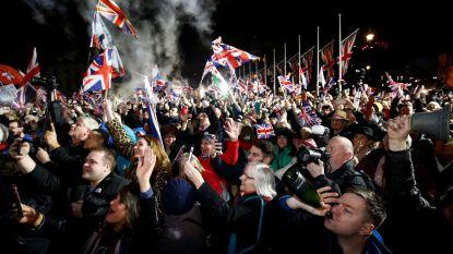 Circus brexit lokt paar toeschouwers, rest van Londen haalt schouders op